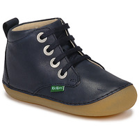 Sapatos Criança Botas baixas Kickers SONIZA Marinho