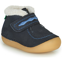 Sapatos Rapariga Botas baixas Kickers SOETNIC Marinho