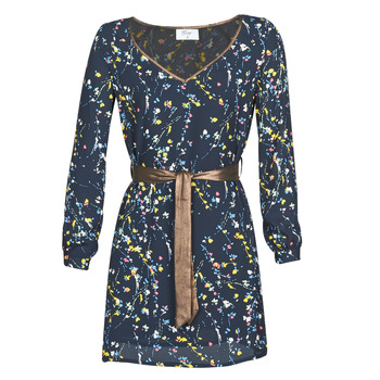 Textil Mulher Vestidos curtos Betty London LIOR Marinho