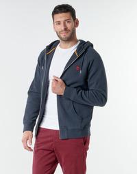 Textil Homem Sweats Timberland E-R Basic Reg Zip Marinho