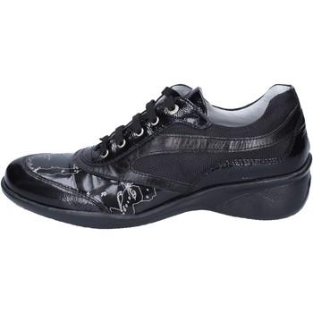 Sapatos Rapariga Sapatilhas 1A Classe Alviero Martini BM356 Preto