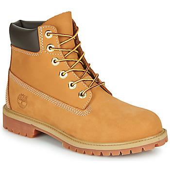 Sapatos Homem Botas baixas Timberland 6 INCH PREMIUM BOOT Trigo / Nubuck