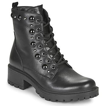 Sapatos Mulher Botas baixas IgI&CO DONNA GIANNA Preto