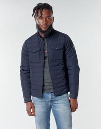 Textil Homem Quispos Teddy Smith B-JEFFER Marinho