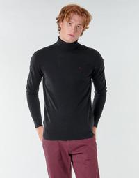 Textil Homem camisolas Teddy Smith P-LOKI Preto