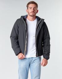 Textil Homem Jaquetas K-Way JACK RIPSTOP MARMOT Preto