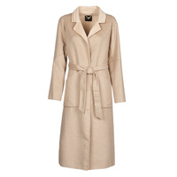 Textil Mulher Casacos Marciano DAIMON COAT Bege