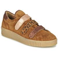 Sapatos Mulher Sapatilhas Philippe Morvan ZEUS2 V1 SILKY CAMEL Castanho