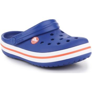 Sapatos Criança Sandálias Crocs Crocband Clog K 204537-4O5 granatowy