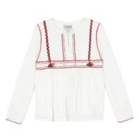 Textil Rapariga Tops / Blusas Chipie 8R12014-19 Branco