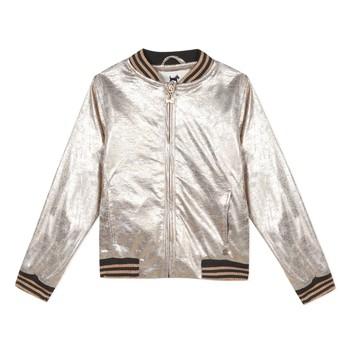 Textil Rapariga Jaquetas Chipie 8R40014-78 Cobre