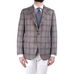 Textil Homem Casacos/Blazers Cesare Attolini S19MA44 M21 Multicolor
