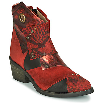 Sapatos Mulher Botins Casta DEMA Vermelho