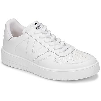 Sapatos Mulher Sapatilhas Victoria SIEMPRE PIEL Branco