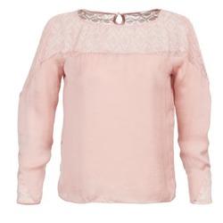 Textil Mulher Tops / Blusas Naf Naf KIKI Rosa