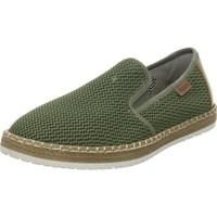Sapatos Homem Slip on Rieker B527654 Verde