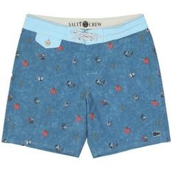 Textil Homem Fatos e shorts de banho Salty Crew  Azul