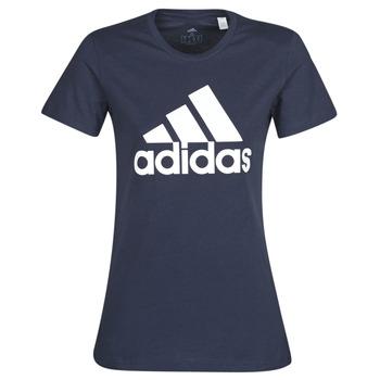 Textil Mulher T-Shirt mangas curtas adidas Performance W BOS CO TEE Azul