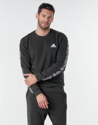 Textil Homem Sweats adidas Performance M E TPE SWT Preto