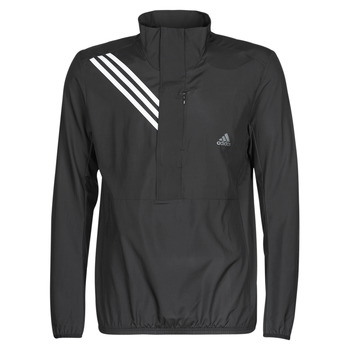 Textil Homem Sweats adidas Performance OWN THE RUN JKT Preto