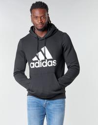 Textil Homem Sweats adidas Performance MH BOS PO FL Preto