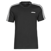Textil Homem T-Shirt mangas curtas adidas Performance E 3S TEE Preto