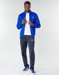 Textil Homem Todos os fatos de treino adidas Performance MTS BASICS Azul