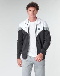 Textil Homem Jaquetas Puma BMW MMS MCS SWEAT JACKET Preto