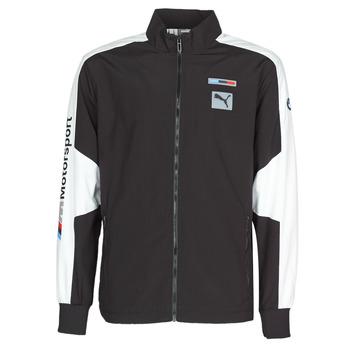 Textil Homem Casacos fato de treino Puma BMW MMS WVN JACKET F Preto / Cinza / Branco