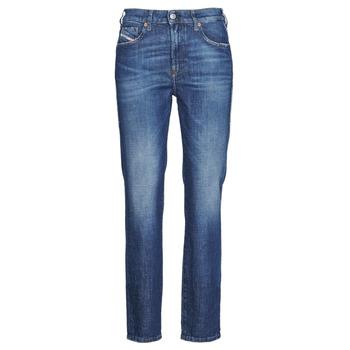 Textil Mulher Calças Jeans Diesel JOY Azul