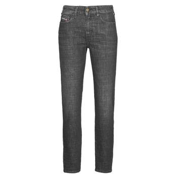 Textil Mulher Calças Jeans Diesel D-JOY Cinzento