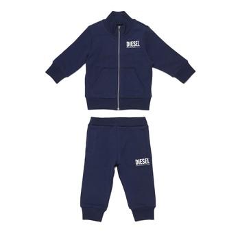 Textil Rapaz Conjunto Diesel SONNY Azul
