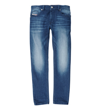Textil Rapaz Calças de ganga slim Diesel THOMMER Azul