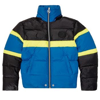Textil Rapaz Quispos Diesel JMARTOS Preto / Azul / Amarelo