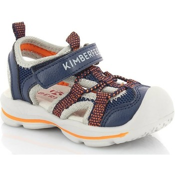 Sapatos Rapaz Sandálias Kimberfeel SHIKI Azul