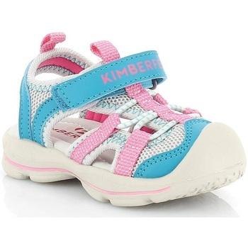 Sapatos Rapariga Sandálias Kimberfeel SHIKI Azul