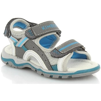 Sapatos Rapaz Sandálias Kimberfeel TAKAO Cinza