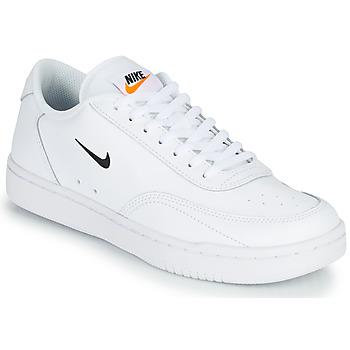 Sapatos Mulher Sapatilhas Nike COURT VINTAGE Branco