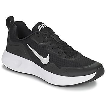 Sapatos Mulher Multi-desportos Nike WEARALLDAY Preto / Branco
