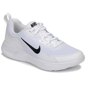 Sapatos Mulher Sapatilhas Nike WEARALLDAY Branco / Preto