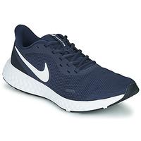 Sapatos Homem Multi-desportos Nike REVOLUTION 5 Azul