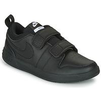 Sapatos Rapaz Sapatilhas Nike PICO 5 PS Preto