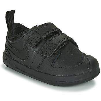 Sapatos Criança Sapatilhas Nike PICO 5 TD Preto