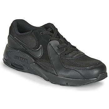 Sapatos Criança Sapatilhas Nike AIR MAX EXEE PS Preto