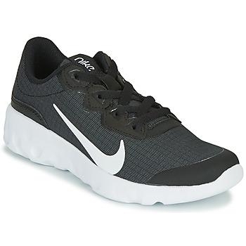 Sapatos Criança Sapatilhas Nike EXPLORE STRADA GS Preto / Branco