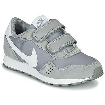 Sapatos Criança Sapatilhas Nike MD VALIANT PS Cinza / Branco