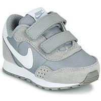 Sapatos Criança Sapatilhas Nike MD VALAINT TD Cinza / Branco