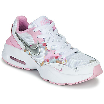 Sapatos Rapariga Sapatilhas Nike AIR MAX FUSION SE GS Branco / Rosa