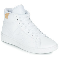 Sapatos Mulher Sapatilhas Nike COURT ROYALE 2 MID Branco