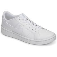 Sapatos Mulher Sapatilhas Nike COURT ROYALE 2 Branco